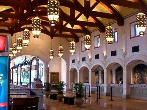 Detailed Tour Of Coronado Springs Hotel At Walt Disney