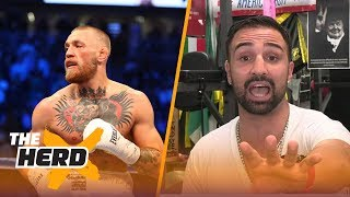 Paulie Malignaggi has strong words for Conor McGregor: He has no heart | THE HERD