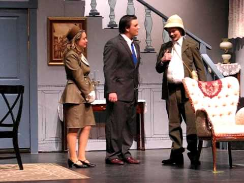Glacier Peak presents Arsenic & Old Lace