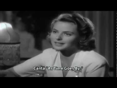 Casablanca*As Time Goes By-Original Song by Sam (Dooley Wilson)
