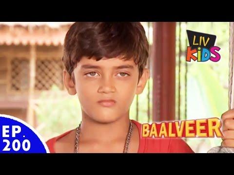 Baal Veer - Episode 200 - Manav Becomes Montu