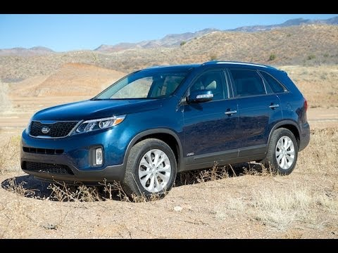 2014 Kia Sorento review