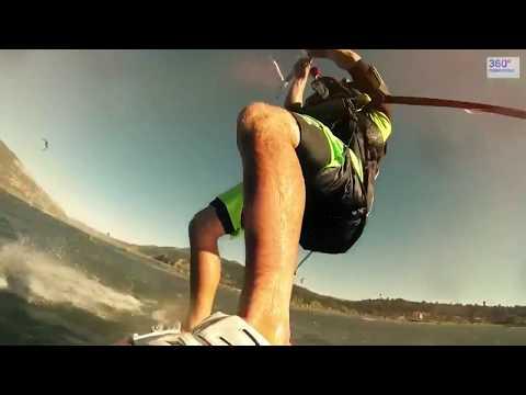 Кайтсерфинг лучшее - прыжки, трюки, падения. Видео Подборка кайтинга