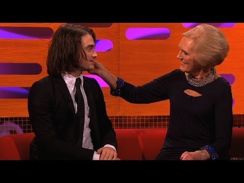 Daniel Radcliffe chats about his hair extensions - The Graham Norton Show: Episode 8 - BBC One