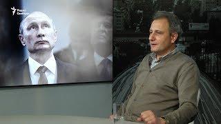 Путин понес свой крест на выборы