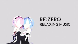 Re:Zero OST - Beautiful Relaxing Piano Covers【Re:ゼロから始める異世界生活 ピアノ】