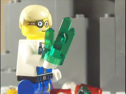 lego Power Miners video