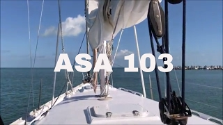 52 Sailing Pau Hana - Learning To Sail ASA 103 - Continuing our sailing education. Part 2