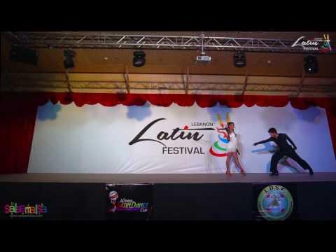 Raed & Stephanie Show | Lebanon Latin Festival 2016