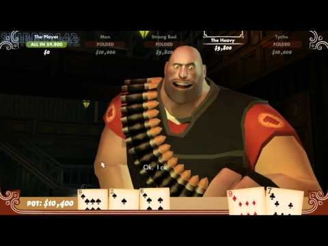 Summer of 69 Achievement / Poker Night at the Inventory Steam Summer Camp Activity / SHIBBY = HAX