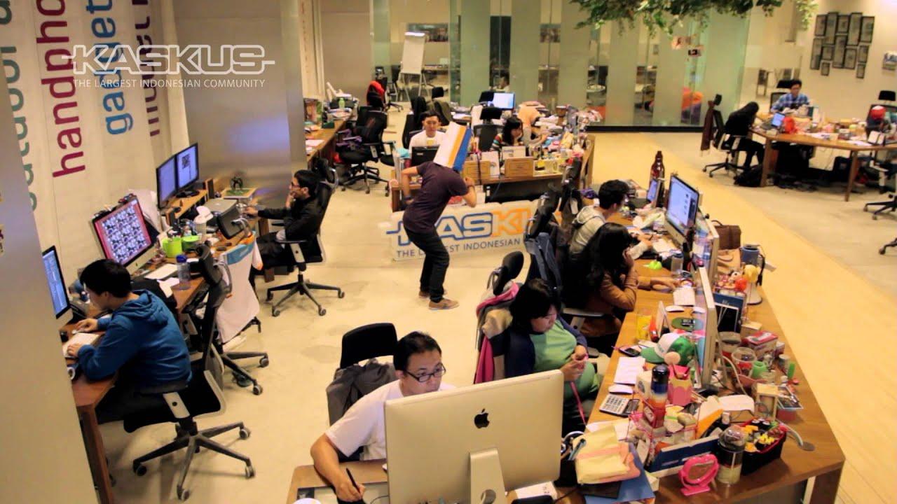 Interior shoot for KASKSUS Office | Zaky Akbars