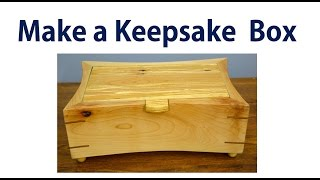 How to Make a Keepsake /Jewelry Box