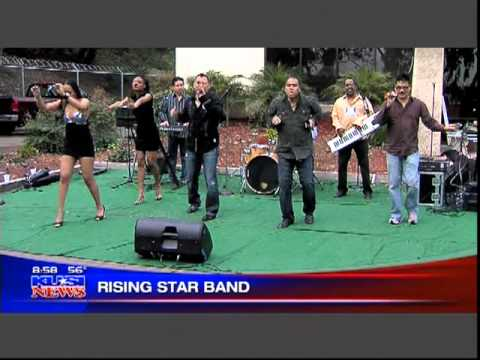 Rising Star Performs for San Diego KUSI 2011
