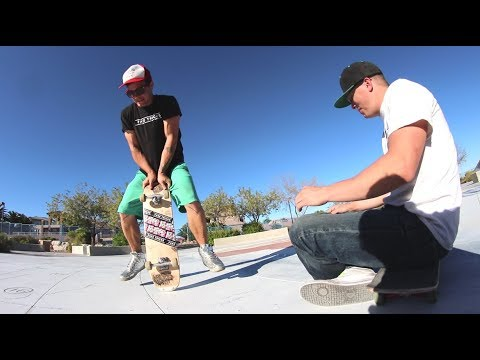 What Do You Even Call These Skate Tricks!?