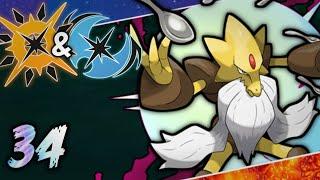 MEGA EVOLUTION !!😍🔥🔥   Pokemon Ultra Sun Gameplay EP34 In Hindi