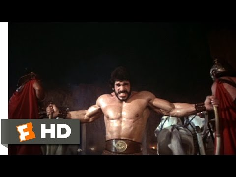 Hercules (4/12) Movie CLIP - Hercules vs. the Chariots (1983) HD