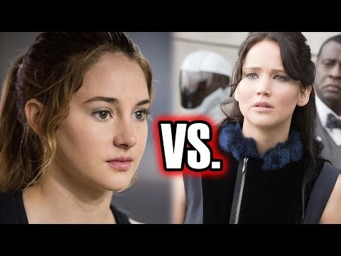 Shailene Woodley VS Jennifer Lawrence: Who Makes More Money!?