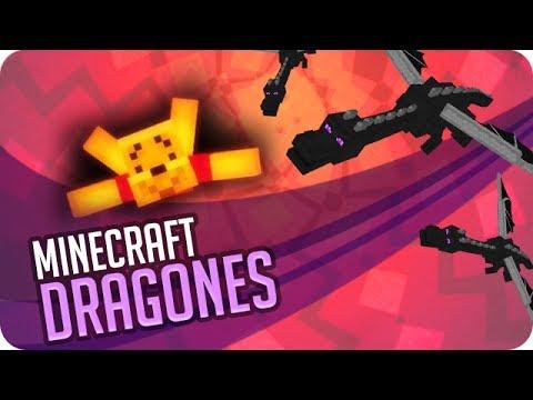 DRAGONES!! | Minecraft