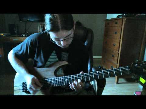 Veil of Maya - Enter My Dreams (Guitar Cover)