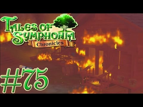 Tales of Symphonia Chronicles [#75] - Ein Junge namens Mithos (german) [blind] [Let's Play]