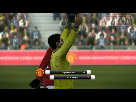 PES 2012 - Werde zur Legende / Become a legend (Review Code) 720p HD