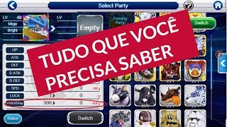 Como GANHAR mais FRIENDSHIP - Digimon Links #07