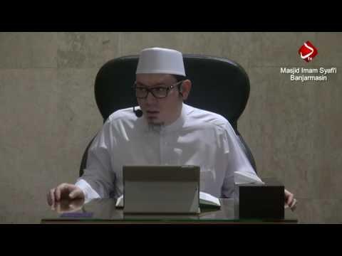 Ilmu Tentang Nama & SifatNya Serta Manhaj Ahlussunnah Dalam Hal Itu #4 - Ustadz Ahmad Zainuddin, Lc