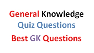 Easy general knowledge quiz and Best quiz Questions