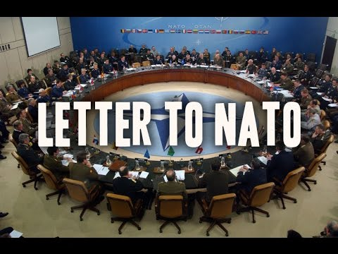 Letter to NATO: Three important councils