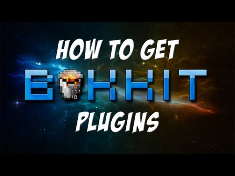Minecraft: How To Get Bukkit Plugins! 1.7.9