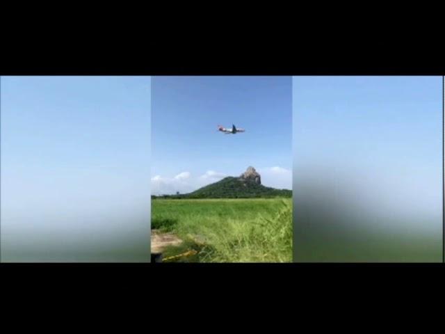 Um quase choque de aviões em Fernando de Noronha. Livramento!