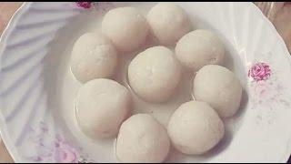 how to make bengali rasgulla by Tajin