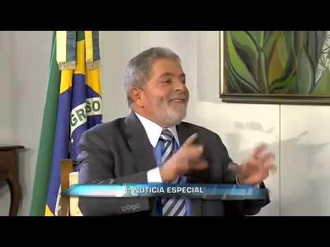 Kennedy Alencar entrevista Luiz Inácio Lula da Silva - Bloco 2