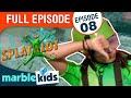Splatalot! - Season 2 - Episode 8 - Parents & Kids Splatdown!