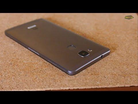 Huawei Ascend Mate 7. Pirmas įspūdis. © Poryt.lt