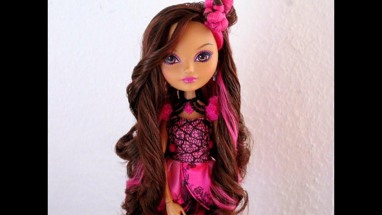 Meet Briar Beauty  Ever After High  YouTube