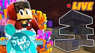 Minecraft: The Deep End SMP! - Glass Debacle..