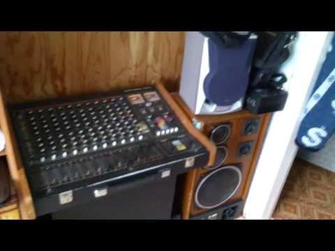 Radiotehnika s90 + Электроника ПМ-01 + Степь 103 + TDA 7294