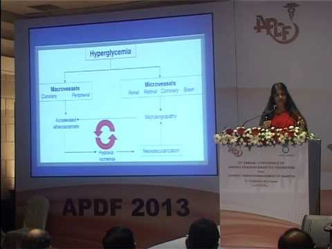 APDF: Diabetic microvascular complications.is there a point of no return .Why? Dr.Usha Sriram