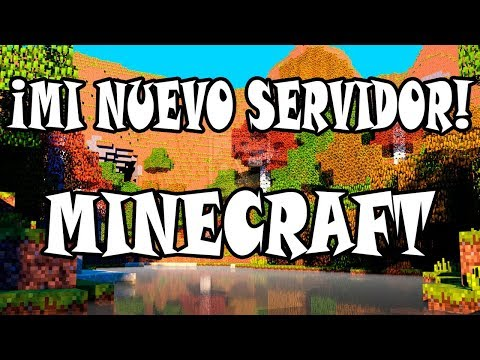 MINI REVIEW DE MI NUEVO  SERVIDOR PokeCraft 1.5/1.8