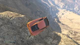 Things to do in GTA 5: Big Jump!