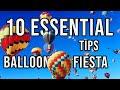 Albuquerque Balloon Fiesta : TOP 10 TIPS FROM A LOCAL