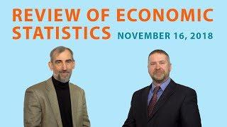 Review of Economic Statistics: November 16, 2018