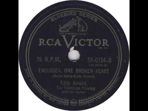 Eddy Arnold - Enclosed One Broken Heart
