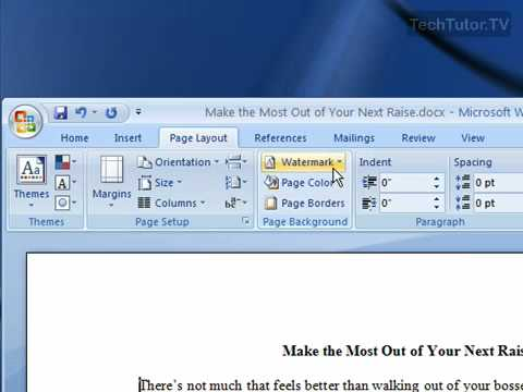 Download Word 2007 Rich Text Format RTF Specification