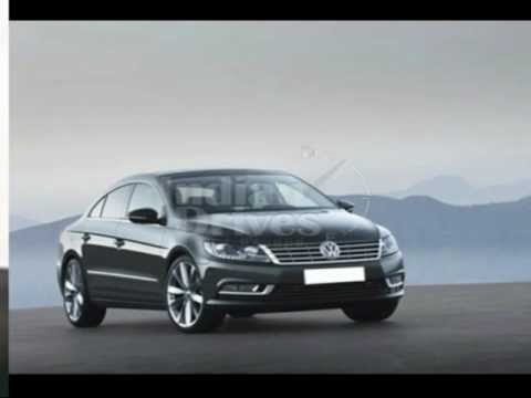 2013 Volkswagen Passat CC First Look