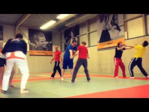 Judoclinic over weerbaarheid en valpreventie! #judobond #sportenzaken