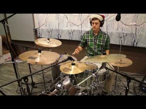 Silver Bells- Relient K (Drum Cover)
