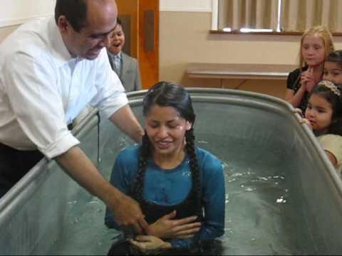 Diana's Baptism 12/27/09