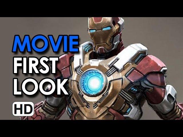 Iron Man 3 (2013) - Stark Expo Hall of Armor